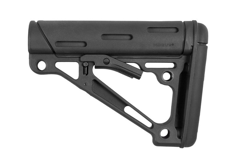 AR-15/M-16 Collapsible Buttstock Fits Mil-Spec Buffer Tube 15040