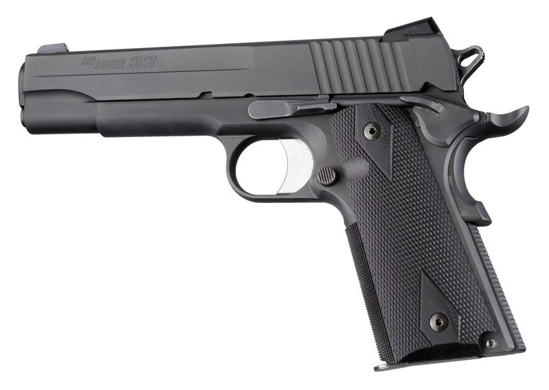 1911 Government & Commander Extreme Series black G10 45179