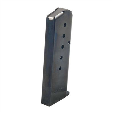 ACT-MAG 1911 Officers 6 RD .45 ACP blue welded base 1911OB-45-06