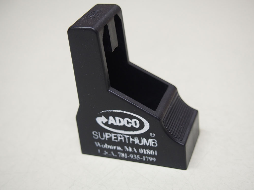 ADCO Super Thumb ST5 Double Stack .380 acp & Glock 42 ADCO ST5