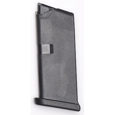 Glock 43 factory 6 RD 9mm magazine G43 Glock - MF43106