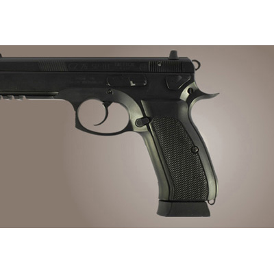 CZ 75, SP-01, CZ 85 Hogue Extreme G-10 black checkered 75179