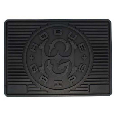 Hogue black rubber gunsmith mat 01020