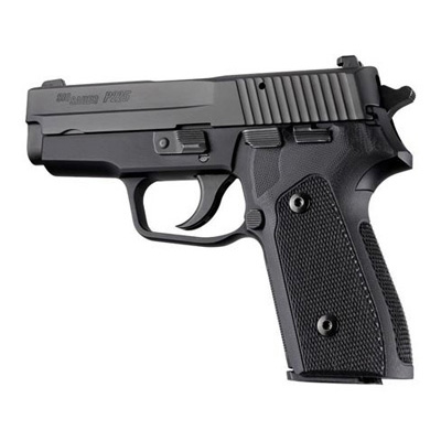 SIG Sauer P225-A1 Checkered G10 - 27159 Solid Black