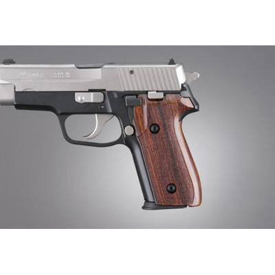 Sig Sauer P228, P229 and M11-A1 Coco Bolo wood Checkered 28811