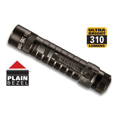 MAG-TAC LED non crown bezel head 310 LUMENS black SG2LRE6