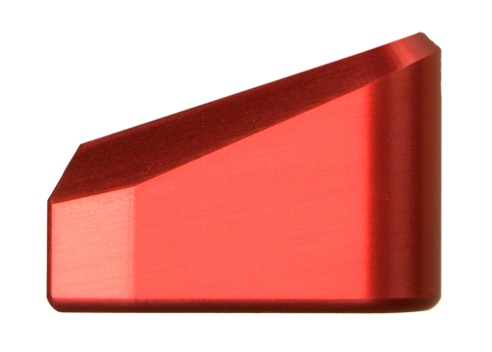 Springer Precision CZ Tactical Sport 9/40 EZ 140mm base pads RED