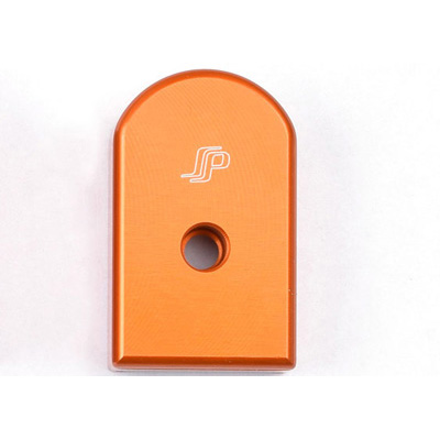 SP EZ CZ 75B 9mm base pad 10, 15&17 RD & EAA Witness SF ORANGE