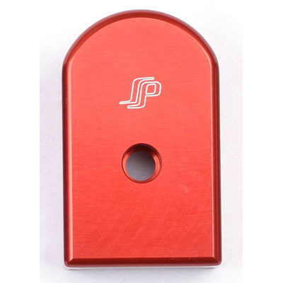 SP EZ CZ 75B 9mm base pads 10, 15&17 RD & EAA Witness SF (RED)