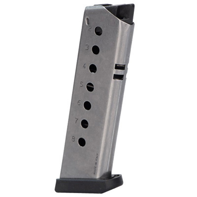 Sig Sauer factory P220 stainless 8 round MAG-220-45-8