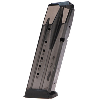 WALTHER PPX M1 14 RD 40 S&W FACTORY MAGAZINE WAL2791722
