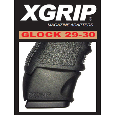 XGrip Glock 29 or 30 XGGL29-30 (Only Gen 3 or Gen 4 magazines)