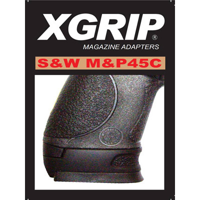 XGrip SMITH&WESSON M&P45c +2 RD XGSWMP45C