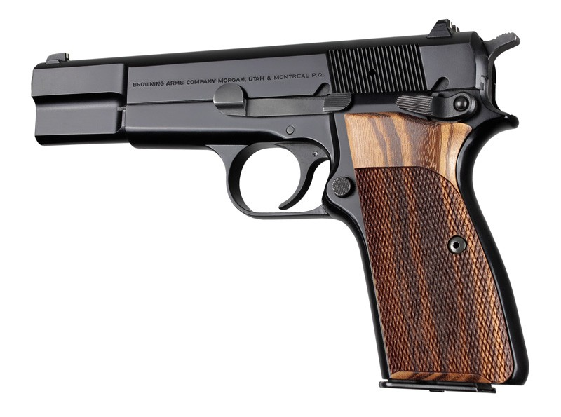 Browning Hi-Power Goncalo Checkered 09211
