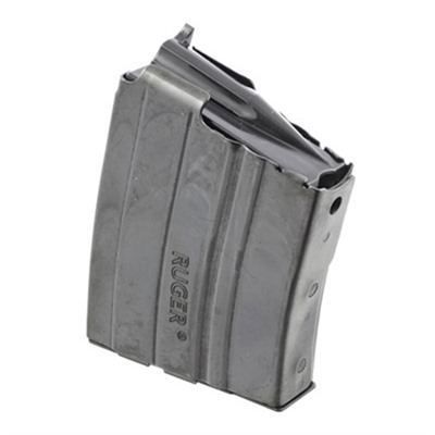 Ruger Mini Thirty 10 RD FACTORY Magazine Blued Steel 90485
